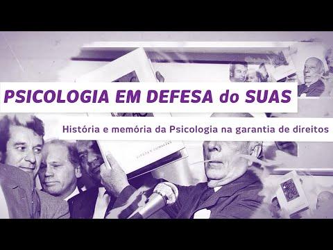Psicologia de Defesa do SUAS - História e Memória da Psicologia na Garantia de Direitos (teaser)