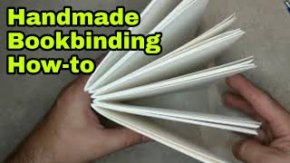 Part 1: Handmade Book, For Watercolor Or Drawing - Theartproject - July 7, 2020