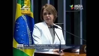 A reforma da Previdência é cruel, afirma senadora de Roraima