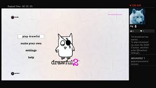 Will This Be Exactly What I Expected? - Drawful 2 Stream