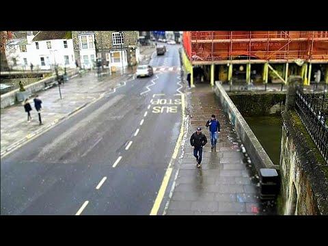 Βρετανία: Νέο βίντεο για την υπόθεση Σκριπάλ