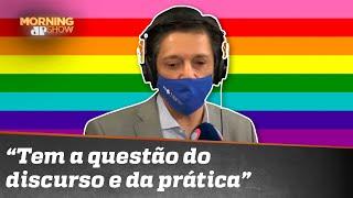 Ricardo Nunes fala sobre ideologia de gênero nas escolas
