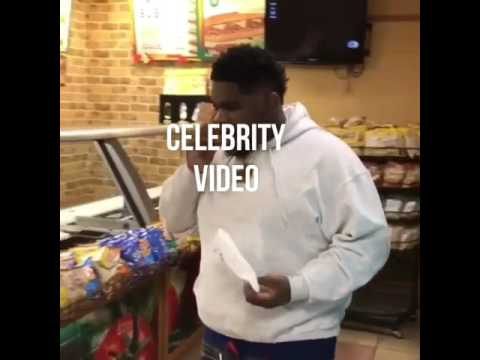 Fatboysse Subway cookies video ( funny )