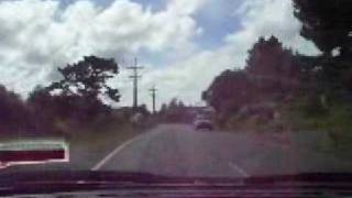 preview picture of video 'Driving to the Waitakere Dairy'