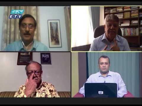 Ekusher Raat || বিষয়: স্বাস্থ্য কাঠামোর সংস্কার || 23 July 2020 || ETV Talk Show