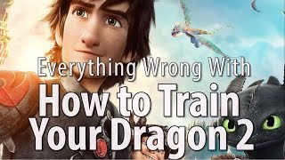 Download Youtube: Everything Wrong With How to Train Your Dragon 2