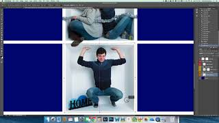 How To Use Inside The Box Photoshop Templates Part 2