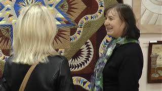 У Харкові відкрилась виставка клаптикового шиття