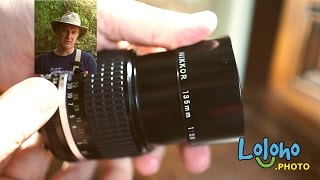 REVIEW: Nikon Nikkor 135mm f/2.8 AI-S Manual Focus Prime Lens