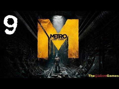 Прохождение Metro: Last Light (Метро 2033: Луч надежды) [HD PC] - Часть 9 (Регина)