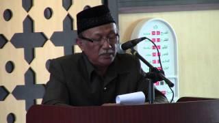 Khutbah Jum'at 29 Agustus 2014 oleh Drs. HM. Hafid Hamid, M.Ag