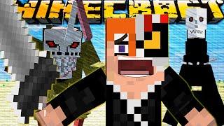 "БЛИЧ В MINECRAFT! Обзор мода Minecraft ""Bleach"""