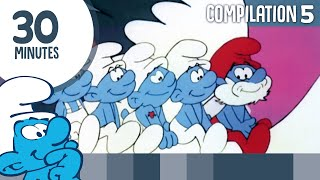30 Minutes of Smurfs • Compilation 5 • The Smurfs