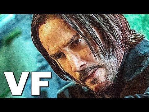 JOHN WICK 3 Bande Annonce VF # 2 (NOUVELLE, 2019)