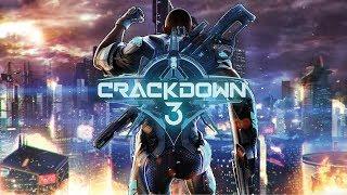 CRACKDOWN 3 - FREE ROAM, BLACK HOLE GUN & ABILITIES! | Walkthrough Gameplay (XBOX ONE X)