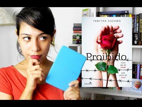 PROIBIDO (debatendo tabus), de Thabita Suzuma