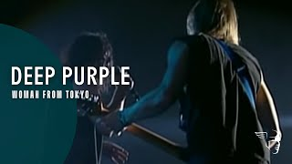 Deep Purple - Woman From Tokyo (Live At Montreux 1996)
