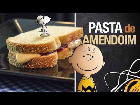 Pasta de Amendoim do Charlie Brown