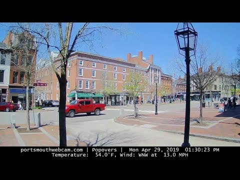 Portsmouth, NH - Market Square
