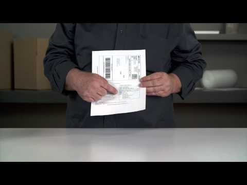 Quick Tips for Sellers by eBay: Printing a Label