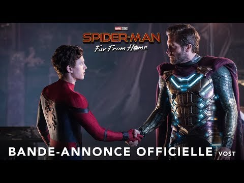 Spider-Man : Far From Home  | Sony Pictures Releasing France