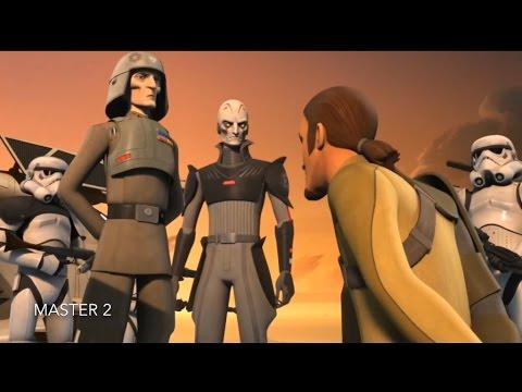 [Grand Moff Tarkin's first meet with Kanan] Star Wars Rebels Season 1 Episode 13 [HD]