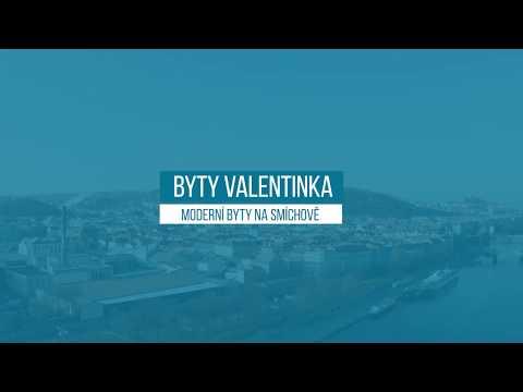 Video z << Nový byt 1+kk 46 m2, Praha 5 Smíchov >>