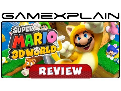 Super Mario 3D World - Video Review (Wii U) - YouTube video thumbnail