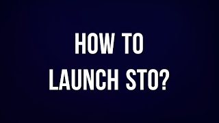 How To Launch STO ? | Security Token Offering Consulting Services