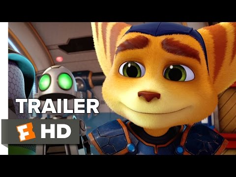 Ratchet & Clank Commercial (2015 - 2016) (Television Commercial)