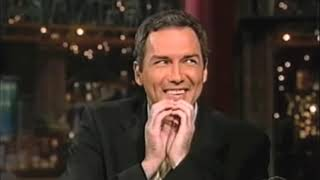 Norm Macdonald on Letterman 1999