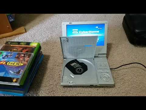 Portable dvd player in 2019! Does it work?
