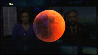 Is the 'Blood Moon' a sign from God?
