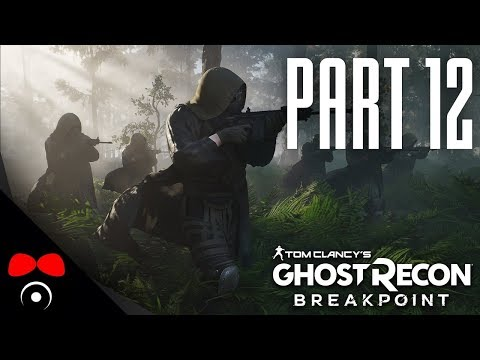 STŘÍBRŇÁK BOSS! | Ghost Recon: Breakpoint feat. FlyGunCZ #12