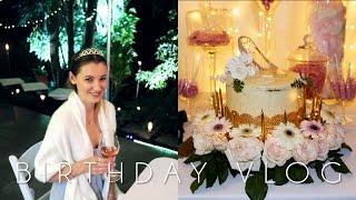 Birthday Vlog! Cinderella Disney 21st Party  ♡