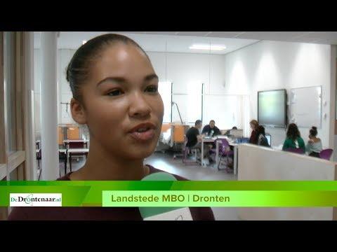 VIDEO | Landstede hoopt dat meer Drontenaren in eigen dorp naar het MBO gaan