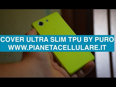 Cover Ultra Slim Sony Xperia Z3 Compact by Puro