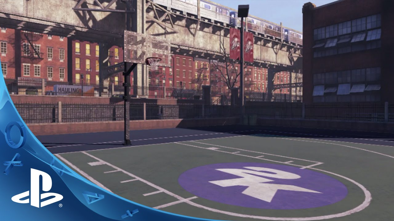 NBA 2K15: MyPARK and PS4 Exclusives Detailed