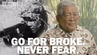 Japanese-American Soldier Recalls World War 2 | Memoirs Of WWII #19