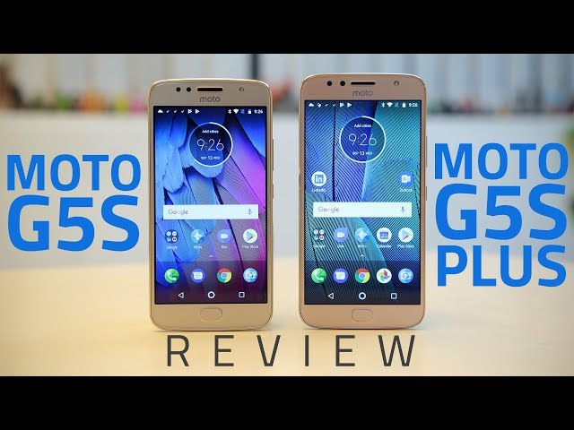 Moto G5S Plus and Moto G5S Review | NDTV Gadgets360 com