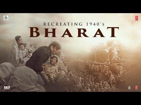 Making Of Bharat 1940 | Bharat | Salman Khan | Movie Releasing On 5 June 2019