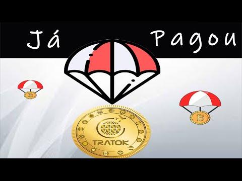 ⚡️JÁ PAGOU⚡️ Ganhe Aproximadamente ~0,066 ETH em tokens no Airdrop Tratok !