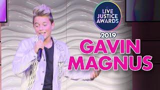 GAVIN MAGNUS - CRUSHIN' 💗LIVE JUSTICE AWARDS