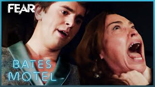 Norman Strangles Emmas Mother | Bates Motel