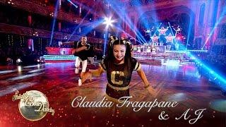 Claudia Fragapane & AJ Pritchard Jive to 'Hey Mickey' by Toni Basil - Strictly 2016: Blackpool