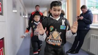 Детско-юношеский турнир «Кубок МОН РК 2018» в стиле CrossIce