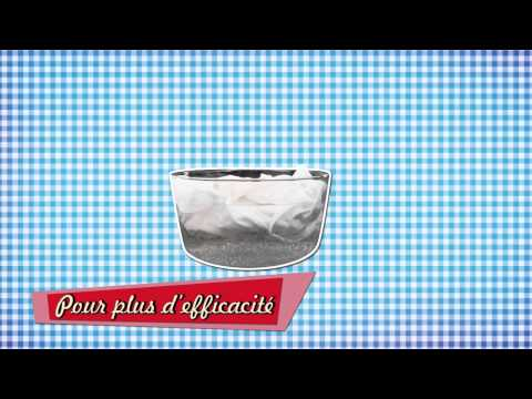 L'astuce du jour pour blanchir le linge : «The Miraculous Percarbonate de Sodium»
