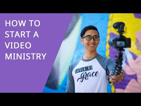 How to Start Your Own Video Ministry: Introduction to the 10 Commandments