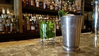 WATCH: Here's How To Make A Mint Julep To Celebrate The Kentucky Derby