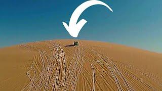 Drönare - Offroad i Dubai med mera